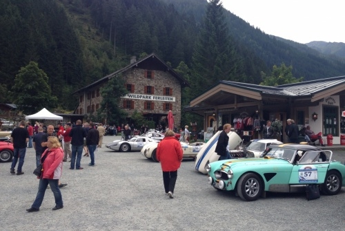 REVIVAL - INTERNATIONALER GROSSGLOCKNER GRAND PRIX 2014